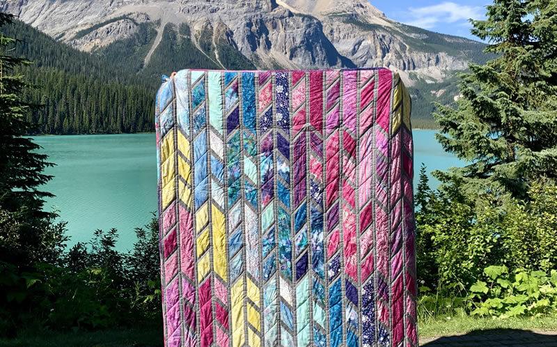 hand crafted quilts, Edmonton, Alberta